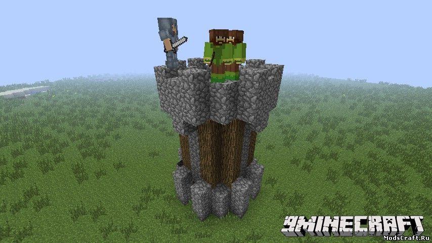 Скачать AgeCraft для minecraft 1.7.2 - RU-M.ORG