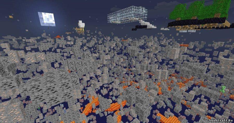 Скачать X-Ray для minecraft [1.6.4] бесплатно